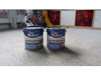 Dulux paint blue babe
