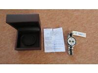 RJR.John Rocha Designer men's stainless steel chronograph watch