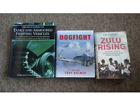 Military Books for Sell