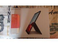 BNIB Microsoft Surface Pro X 128GB with USB-C Multi Purpose Hub