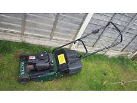 Hayter 41 roller self propelled lawn mower