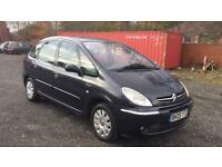 CITROEN PACASSO 1.6 DIESEL LONG MOT SERVICE HISTORY SPARE KEY EXCELLENT CONDITION