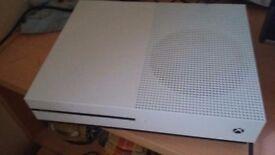 Xbox one S 1TB HDD