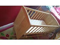 glidding crib