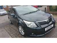 2011 toyota avensis TR Automatic 2.0 diesel top of range model, not octavia,passat,accord,mondeo