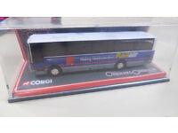 Corgi Model Bus