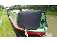Narrow boat 27 feet 3 berth