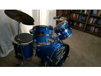 Stag Tim + 5 piece drum set