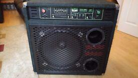 "Trace Elliot 7215 SMC 300 Watt 1x15"" with GP7 Preamplifier Bass Combo Amp"