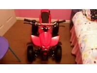 QUAD FOR SALE ( RED)
