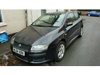Fiat Stilo, 2004, black, 3 door