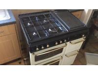 Cooker with hot plate - FREE