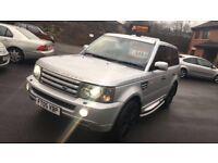 Range Rover SPORT 2.7HSE, 4x4, 2005, diesel, ****BARGAIN*****
