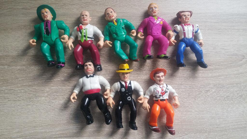 90's Dick Tracy figures