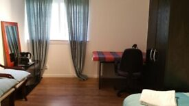 Private Stylish Room in a clean flat near Heriot-Watt and Napier Uni (ALL BILLS INCLUDED)