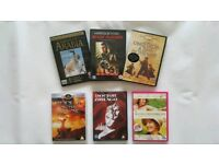 Selection of classic films.