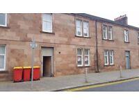 One Bedroom Furnished Flat in Bellshill - Neilson Street (G/R)
