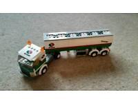 LEGO Fuel tanker truck