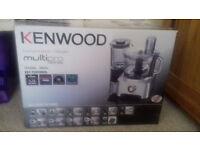 KENWOOD MULTI-PRO SENSE FPM 800 (1000 watts). NEVER USED and STILL BOXED.