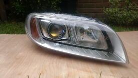 Volvo V70 2.0 D4 2015 Diesel Estate RH OS Drivers Side Headlamp Light Xenon led