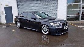 BMW 525D MSport 2007 E60 Carbon Black **LOOK**