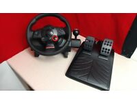 Logitech Driving Force GT,