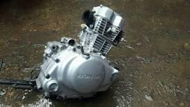 HONDA CBF 125 ENGINE 2008-2014