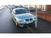 Bmw 530d m sport low milege quick sale