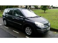 RENAULT GRAND SCENIC 2.0 AUTO 7 SEATER !! 2006 GREAT CAR (07855666635)