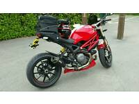 Ducati monster EVO 1100CC ABS