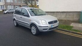 Ford Fusion 1.4 Petrol Run&Drive Excellent 1 Year Mot Low mileage £495