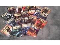 Collactable books white dwarf