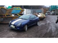 Ford puma for parts.