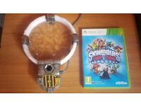 Skylanders Trap Tream Starter Pack (XBox 360) and 17 figures and 2 traps