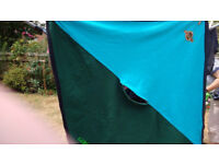 Beavers/Cubs Two Section Poncho Blanket