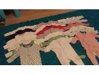 Baby bundle of clothes