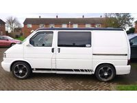 VW T4 2.5 TDI - 2003 (LEZ Exempt) - Great Condition - Airbeam Awning, and lots of extras included