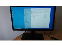 "Benq GW2270 21.5"" monitor"