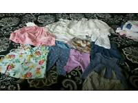 Baby clothes size 0 to 3 months in new condition