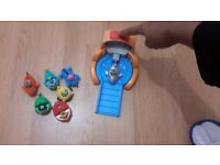 Octonauts gup speed launcher, mint condition, set of 8 other mini gups. Minimally, rarely used.