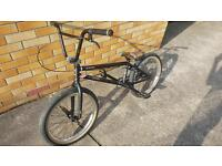 """Wethepeople Crysis BMX, 2014 freecoaster 20.5"""" almost as new"""
