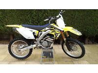 SUZUKI RMZ250 K9 2009 4 STROKE MOTOCROSS RMZ 250