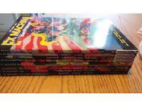 Ex Machina TPB Collection (Vol.1-8) - Brian K Vaughan (Saga, Y: The Last Man)