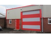 Industrial Unit to Let in gated industrial estate in Willenhall
