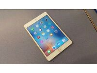 APPLE IPAD MINI 4 16GB WIFI WITH RECEIPT