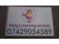 Kellys cleaning services