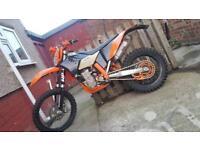 KTM 530 Exc 2008