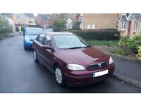 Vauxhall Astra - 75K Miles Excellent Condition