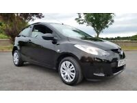 *!*ONLY 36k GENUINE MILES*!* 2010 Mazda 2 1.3 TS **FULL YEARS MOT** ** ONE LADY OWNER FROM NEW**
