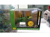 John deere collectable tractor.